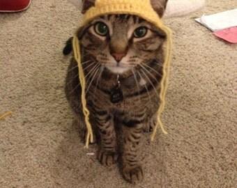 Viking Cat Hat