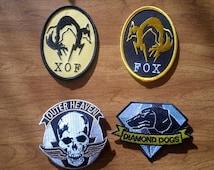 metal gear silid v how to change emblem