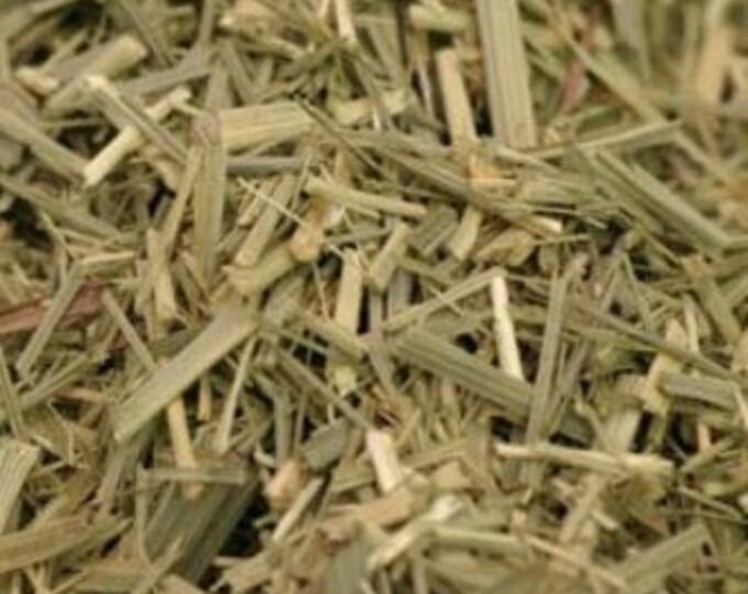 Lemongrass, cut - Certified Organic