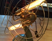 Retro Fan Lamp 1950's
