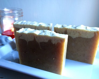 Organic Beer Soap Great for Gifting Father's Day gifts!
