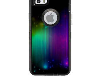 Skin Decal Wrap for OtterBox Defender/Commuter/Universe Apple iPhone 7 7+ 6 6+ 5C 5/5S Case Vinyl Cover Sticker Skins Glow