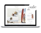 Responsive Wordpress Theme - Coral Craving