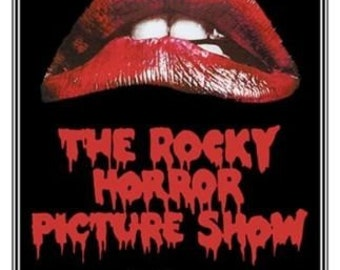 The Rocky Horror Picturre Show movie poster 11 x 17