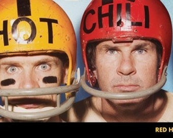 The Red Hot Chile Peppers 12 x 36 poster