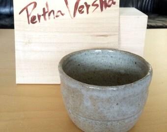 Small ceramic cup