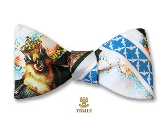 Virale by Dr. B. SARS Severe Acute Respiratory Syndrome Bow Tie
