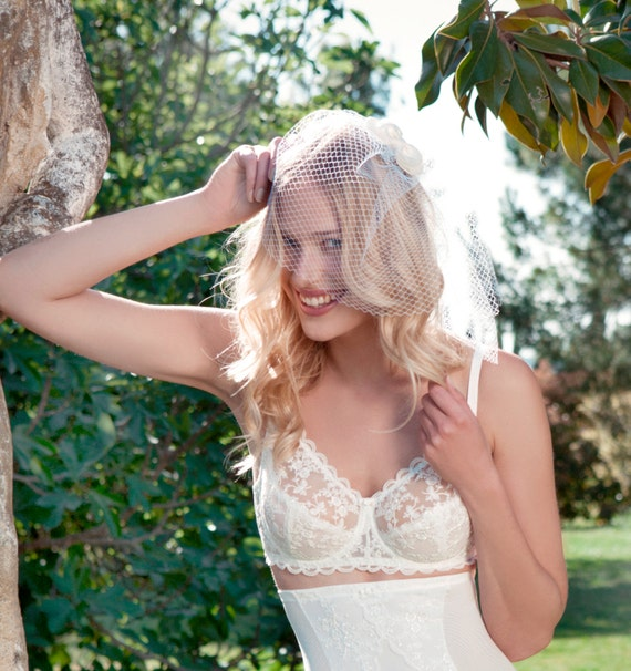 Armonia Soft Cups Bra by IVETTE Bridal in Barcelona - size 40C