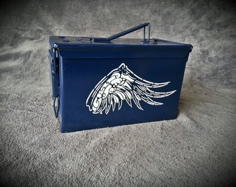 Custom Humidors, Ammo Can, Military, Cigars, Travel