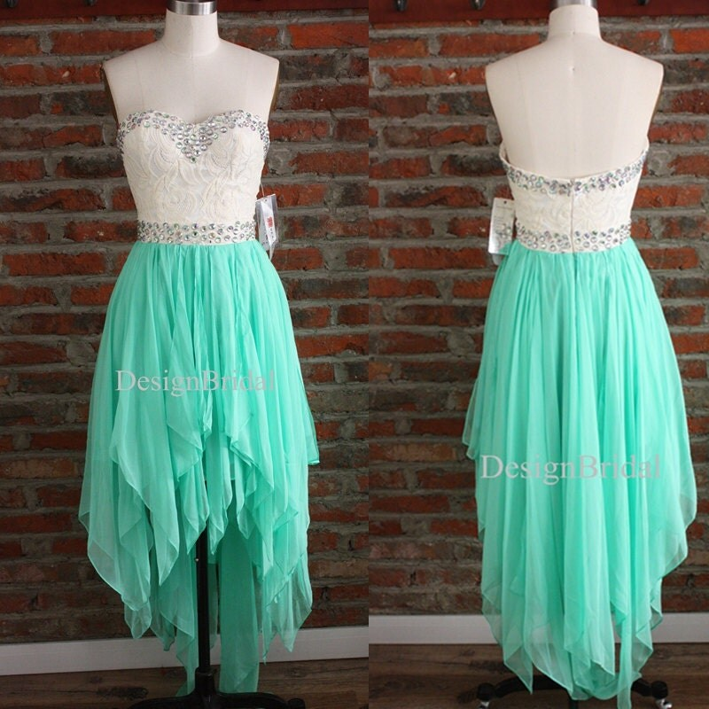 Bright Mint Green Bridesmaid Dresses Evening Dress,mint Green