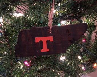 Tennessee Ornaments