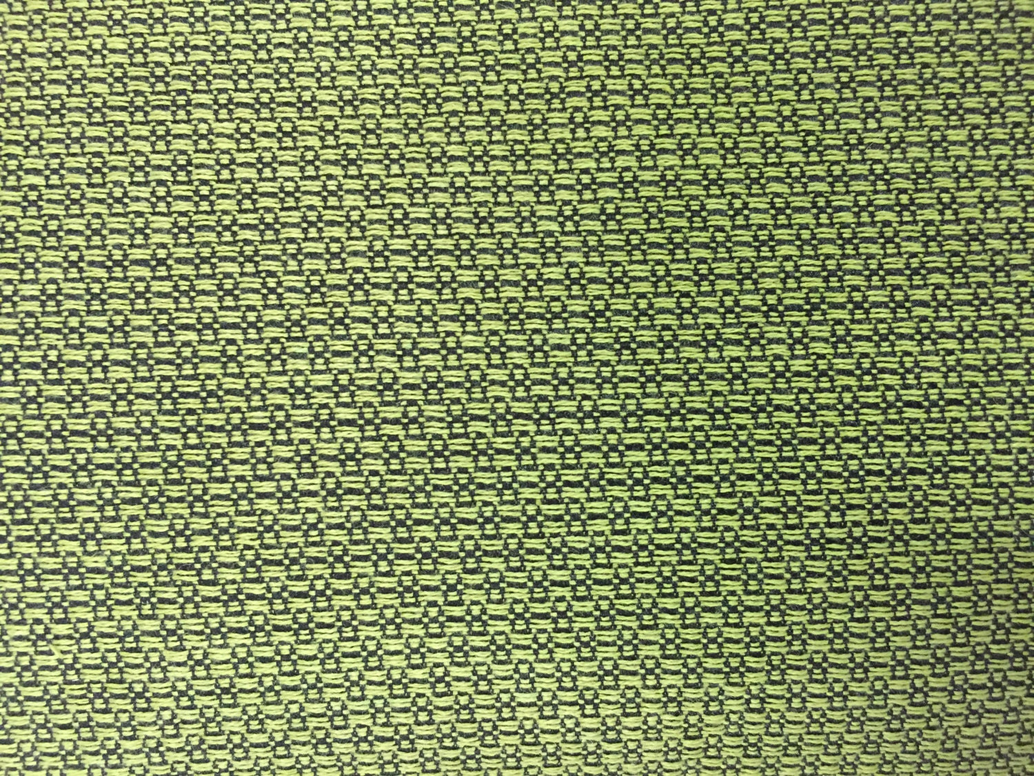 Green And Black Woven Upholstery Fabric Upholstery Fabric By