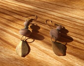 1970's Dangle Pierce Earrings