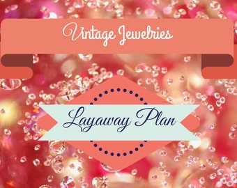 LAYAWAY PLAN AVAILABLE - Vintage Jewelries