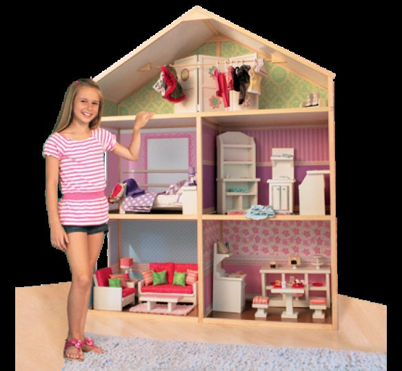 My Girl 39 S 18 Dollhouse Dollie And Me Fits By Discountdollhouse