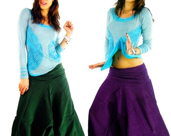Harem Pants Alibaba Aladin Party Pants Baggy Pants 2 Toned Corduroy Festival pants