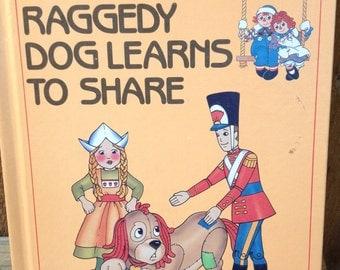 Raggedy Dog Etsy