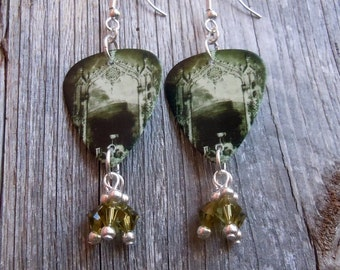 Korn Take a Look in the Mirror Guitar Pick Earrings