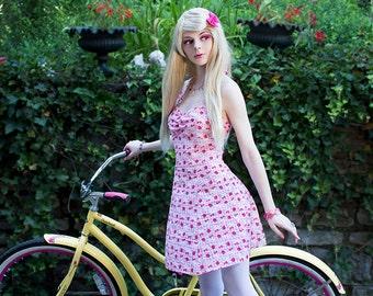 Hello Kitty dress.