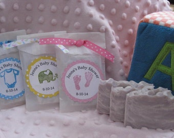 Baby Shower Soap Favors, Mini Soap Favors, Soap Party Favors 16, Baby Favors, Personalized Favors, Natural Soap Favors, Shower Gifts, Baby