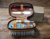 Gentleman's Vintage Grooming Kit 1950s