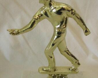 Dartball Player Trophy Topper (Figurine)