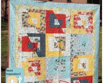 SALE - Tabitha Quilt Pattern - Fat Quarter Gypsy - FQG108