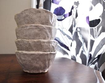 Handbuilt Ceramic Bowls