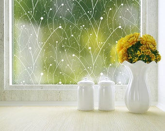 Willow Privacy Window Film - Standard 36 in. x 48 in.