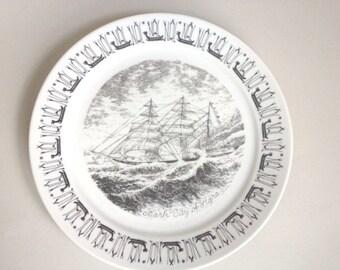 Scandinavian Dinner/Display Plate
