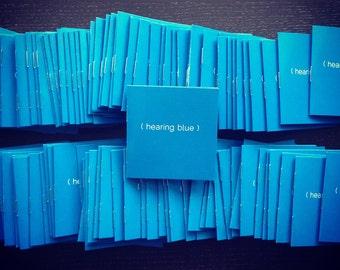 Hearing Blue (zine)