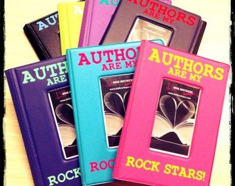 MINI AUTHOR ALBUM  Authors are my Rock Stars