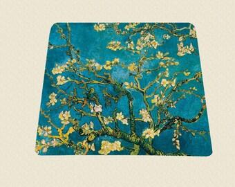 Almond blossoms Vincent Van Gogh mouse pad mousepad mouse mat