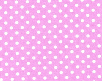 Michael Miller Orchid Dots Fabric