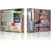 GBA - Final Fantasy IV Advance (ALT) - Collector's Game Case featured image