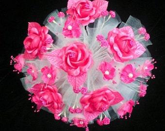 Quince Round Bouquet