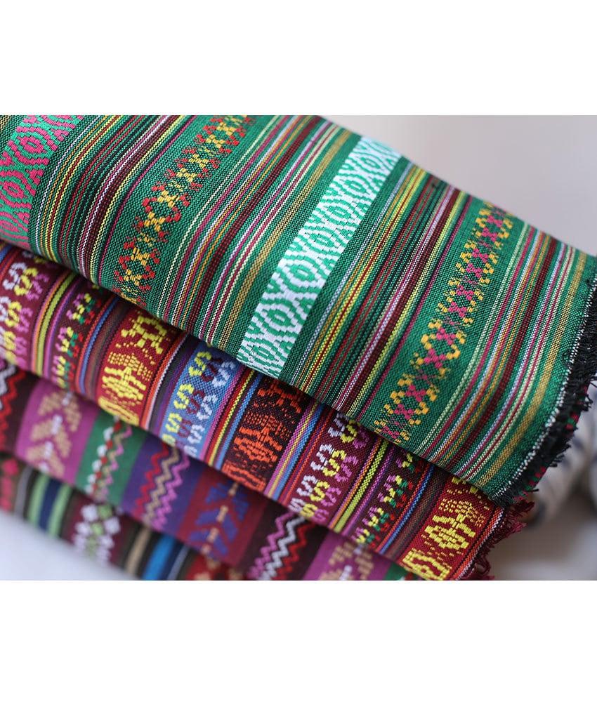 Tribal Fabric Ethnic Fabric Aztec Fabric Boho Bohemian Style
