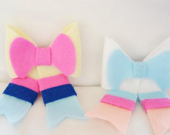 Pokemon Sylveon Hair Bow Shiny Eeveelution  Anime Cosplay