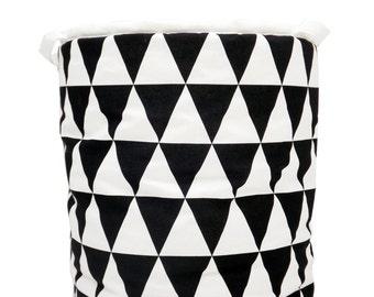 Large basket triangles