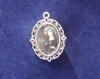 Saint Brigid of Ireland Religious Medal