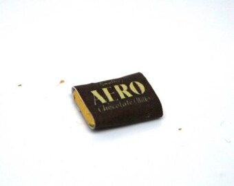 Areo Chocolate Bar Dolls House Miniature