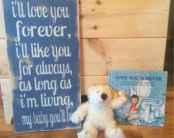 I Love You Forever gift set