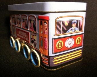 Hershey's Train Tin (195)