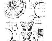 Specimens stencil by TCW