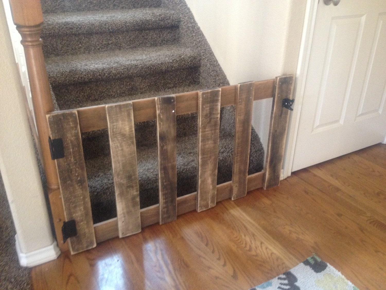 Pallet Pet Or Baby Gate By Twochicsjunk On Etsy