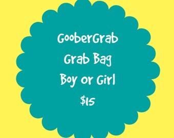 GooberGrab MYSTERY Grab Bag