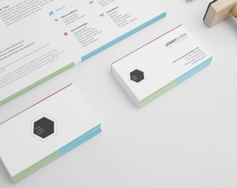 Stationery Template Pack