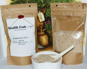Plantago Ovata Husk - Health Embassy - Organic