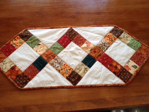 fall table runner 14 inches wide by 36 inches long. Black Bedroom Furniture Sets. Home Design Ideas