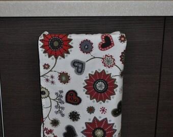 Handmade Cotton kitchen / tea  towel gift